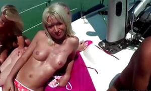 Deutscher Outdoor Porno