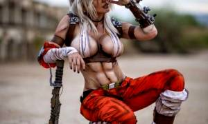 Jessica Nigri And Her Borderlands Cosplay