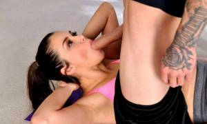 Sweet Blowjob – Allie Haze If You Enjoy What You See Here